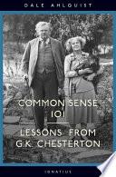 Common Sense 101