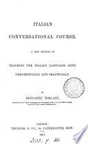 Italian Conversational Course