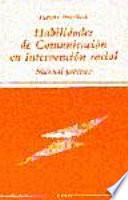 Habilidades de comunicación en intervención social