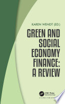 Green and Social Economy Finance