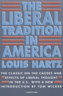 The Liberal Tradition in America Book