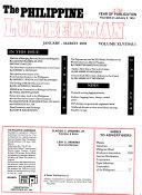 The Philippine Lumberman