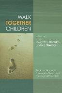 Pdf Walk Together Children