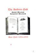 The Authors Club