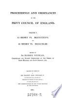 15 Henry VI. 1436 to 21 Henry VI. 1443