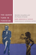 Pdf The Queer Turn in Feminism Telecharger