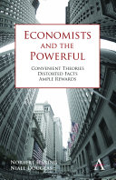 Pdf Economists and the Powerful