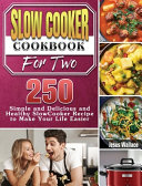 Slow Cooker Cookbook for Two