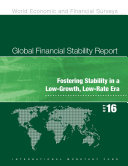 Pdf Global Financial Stability Report, October 2016 Telecharger
