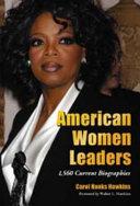 American Women Leaders