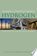 Making Choices about Hydrogen