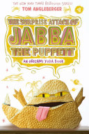 Pdf The Surprise Attack of Jabba the Puppett (Origami Yoda #4) Telecharger