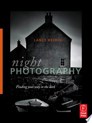 Night+PhotographyNight photographers have one big thing in common: a true love of the dark. Rather than looking at night photography as an extension of daytime shooting with added complications, they embrace the unique challenges of nocturnal photography for the tremendous wealth of creative opportunities it offers. That's just what this book does. But if the idea of setting out into the deep, dark night with just your camera (and maybe a cup of coffee) gets your creative juices flowing, dive right in. Lance Keimig, one of the premier experts on night photography, has put together a comprehensive reference that will show you ways to capture images you never thought possible. If you have some experience with photography and have always wanted to try shooting at night, you'll learn the basics for film or digital shooting. If you're already a seasoned pro, you'll learn to use sophisticated techniques such as light painting and drawing, stacking images to create long star trails, and more. A chapter on the history of night photography describes the materials and processes that made night photography possible, and introduces the photographers who have defined night photography as an artistic medium. A chapter on how to use popular software packages such as Lightroom and Photoshop specifically with night time shots shows you how to make the final adjustments to your nocturnal creations. In this book you'll find history, theory, and lots of practical instruction on technique, all illustrated with clear, concise examples, diagrams and charts that reinforce the text, and inspiring color and black and white images from the author and other luminaries in the field, including Scott Martin, Dan Burkholder, Tom Paiva, Troy Paiva, Christian Waeber, Jens Warnecke and Cenci Goepel, with Foreword by Steve Harper.