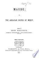 Maude, Or the Anglican Sister of Mercy