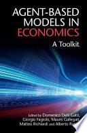 Agent Based Models in Economics