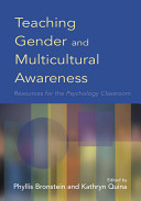 Teaching Gender and Multicultural Awareness