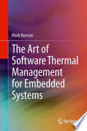 The Art of Software Thermal Management for Embedded Systems