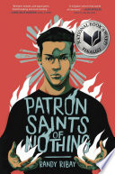 link to Patron saints of nothing in the TCC library catalog