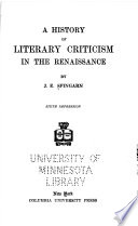 A History of Literary Criticism in the Renaissance.pdf