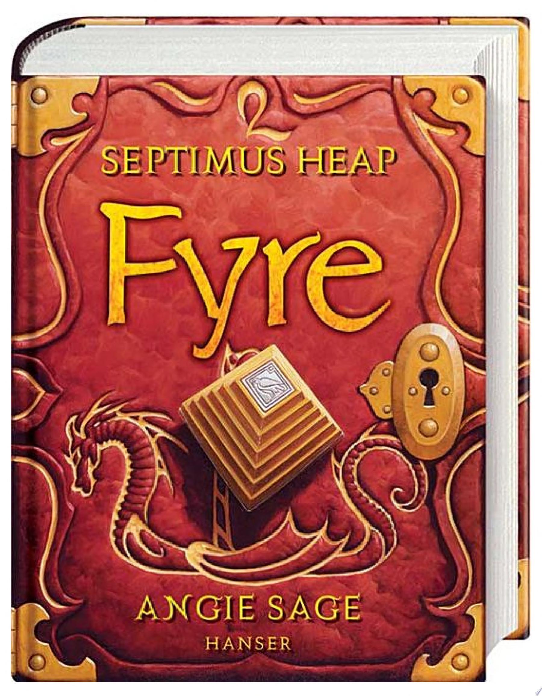 Septimus Heap   Fyre