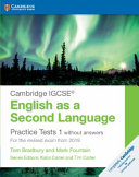 Books - Cambridge Igcse� English As A Second Language Practice Tests 1 Without Answers | ISBN 9781108546119