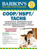 Barron's COOP/HSPT/Tachs, 4th Edition