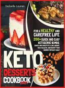 Keto Desserts Cookbook  2021
