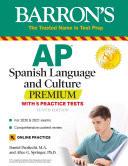AP Spanish Language and Culture Premium