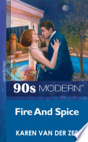 Fire And Spice  Mills   Boon Vintage 90s Modern