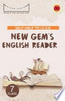 Self Help to New Gem English Reader 7 Book