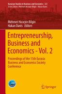 Pdf Entrepreneurship, Business and Economics - Vol. 2 Telecharger