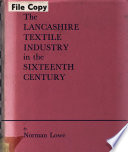 The Lancashire Textile Industry in the Sixteenth Century