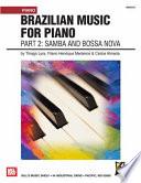 Brazilian Music For Piano Part 2