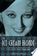 Ice Cream Blonde