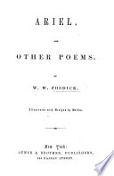 Ariel, and other poems ... Illustrated with designs by Dallas