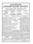 Louisiana Conservation Review