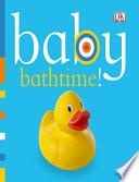 Baby Bathtime  Book PDF