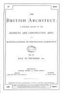 The British Architect
