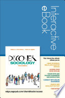 Discover Sociology Interactive EBook