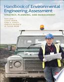 Handbook of Environmental Engineering Assessment Book