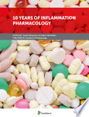 10 Years of Inflammation Pharmacology Book