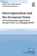 Interregionalism and the European Union