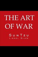 The Art Of War  Original Edition