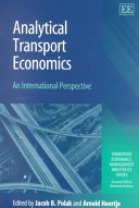 Analytical Transport Economics