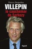 Pdf Villepin, le cauchemar de Sarkozy Telecharger