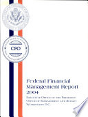 Federal Financial Management Report