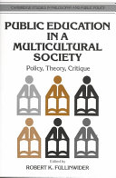 Public Education in a Multicultural Society