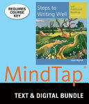Steps to Writing Well With Additional Readings   Lms Integrated for Mindtap English  1 Term   6 Months Access Card