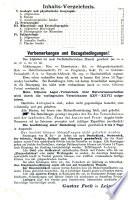 Lager-verzeichnis no. 27, 56, 89