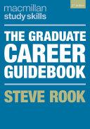 Cover of The Graduate Career Guidebook